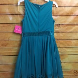 Amy Byer Dresses - Amy Byer size 12. NWT teal dress